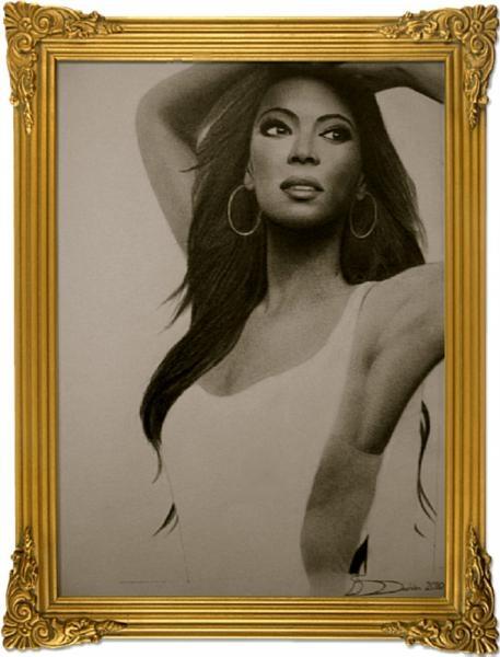 Beyonce por SeanDoohan